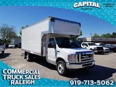 2019 Ford E-350SD 16FT BOX/Attic Cab/Chassis