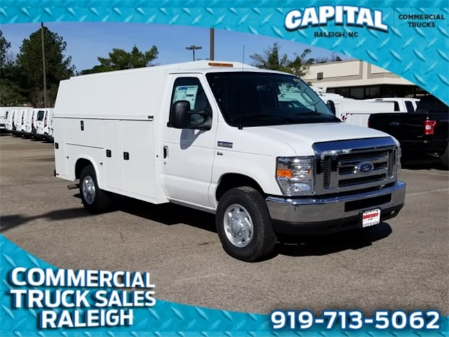 2019 Ford E-350SD Utility KUV Body Cab/Chassis