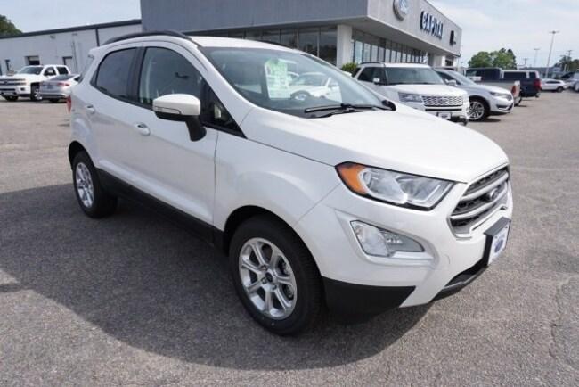2019 Ford ECO Sport SE FWD SE