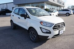 2019 Ford ECO Sport S FWD S