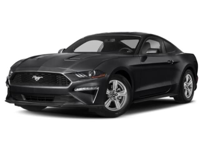 2019 Ford Mustang GT Premium MUSTANG GT COUPE PREMIUM