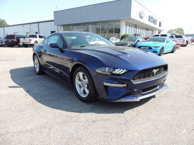 2018 Ford Mustang Ecoboost MUSTANG ECOBOOST COUPE
