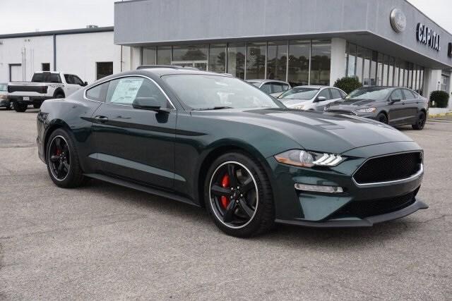 2019 Ford Mustang Bullitt MUSTANG BULLITT COUPE