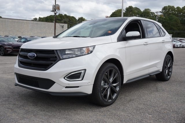 2018 Ford Edge Sport EDGE AWD-SPORT
