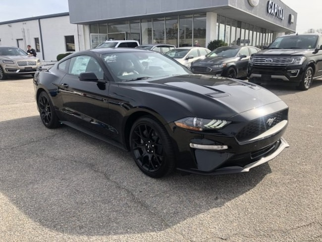 2019 Ford Mustang Ecoboost Premium MUSTANG ECOBOOST COUPE PREM