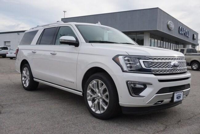 2019 Ford Expedition Platinum 4X4 PLATINUM MX