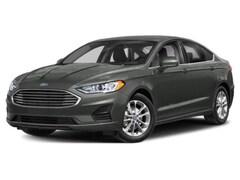 2019 Ford Fusion SE FUSION SE FWD