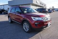 2019 Ford Explorer 4-Door XLT FWD XLT