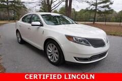 Used 2015 Lincoln MKS SEDAN