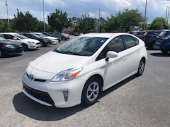 Bargain 2013 Toyota Prius Hatchback for sale near Greenville, NC