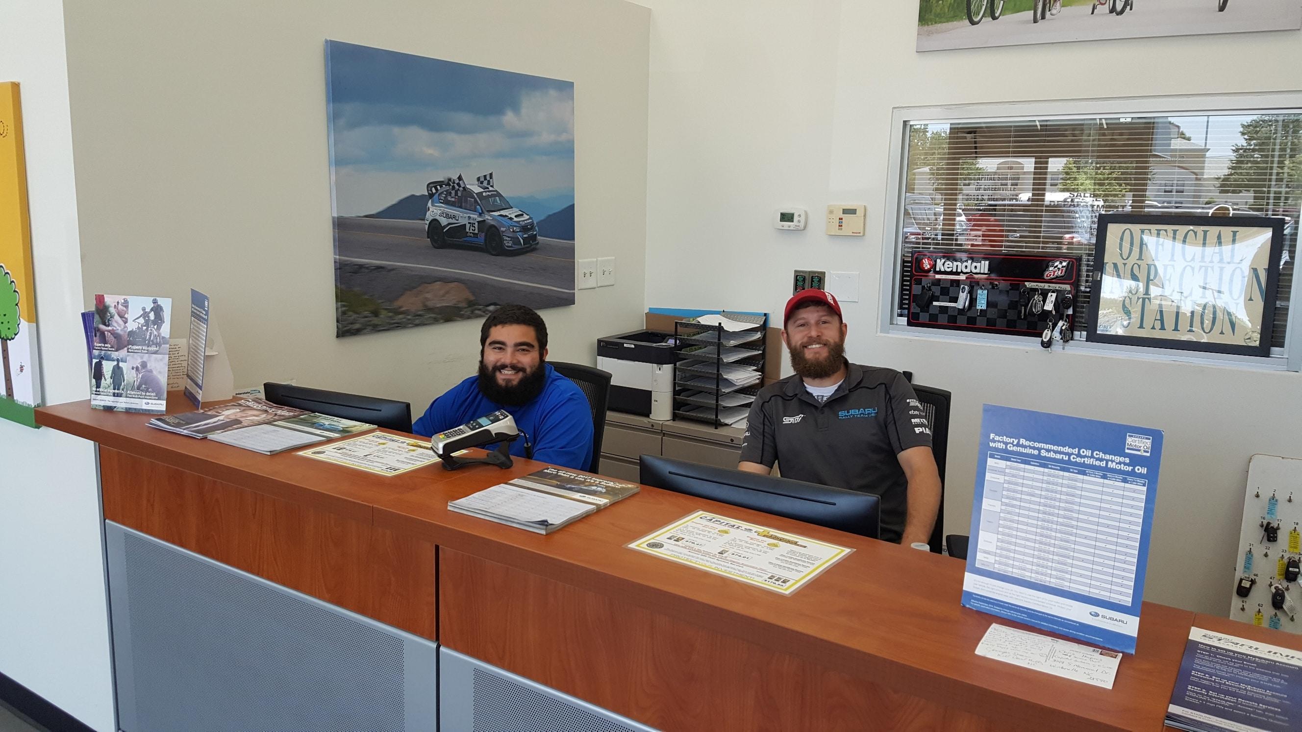 Subaru Car Repair & Auto Service near Greenville NC