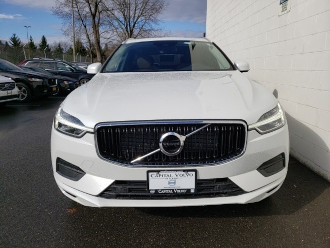 New 2019 Volvo XC60 For Sale at Capital Luxury Cars | VIN