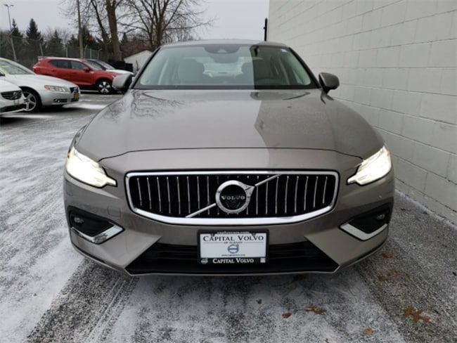 New  2019 Volvo S60 T6 Inscription Sedan for sale in Albany, NY