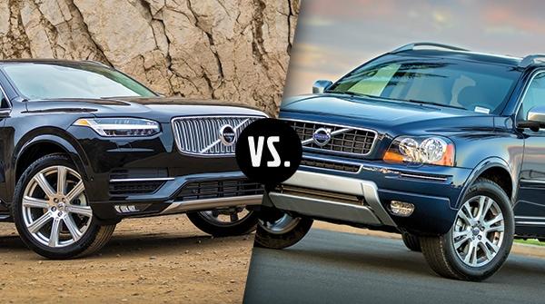 COMPARISON: 2016 Volvo XC90 vs. 2014 Volvo XC90 | Capital Volvo Cars of Albany