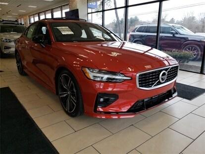 New 2019 Volvo S60 Item Bodystyle For Sale in Albany, NY | | Near  Rensselaer, Schenectady, Latham & Troy, NY | VIN# 7JRA22TM8KG001546