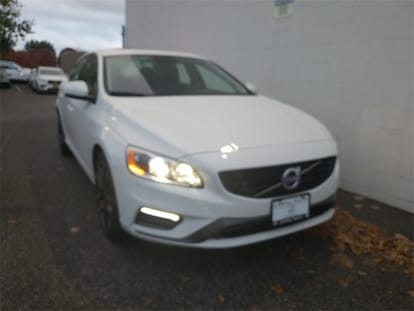 New 2018 Volvo S60 Item Bodystyle For Sale in Albany, NY | | Near  Rensselaer, Schenectady, Latham & Troy, NY | VIN# YV140MTL8J2460246