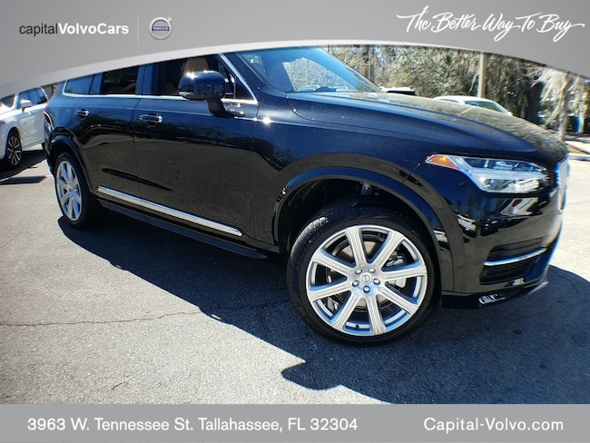 New 2019 Volvo XC90 T6 Inscription SUV in Tallahassee, FL