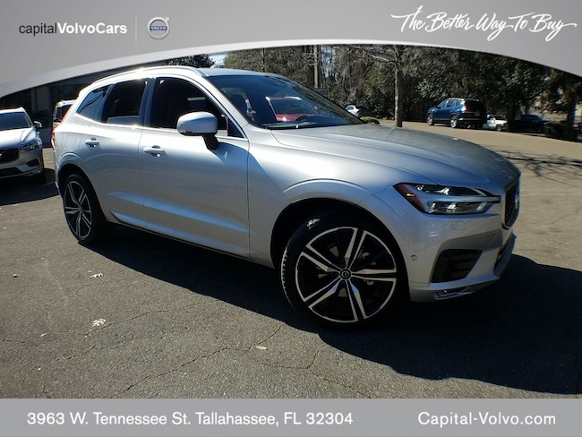 New 2019 Volvo XC60 T5 R-Design SUV in Tallahassee, FL