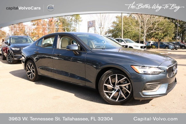 New 2019 Volvo S60 T6 Momentum Sedan in Tallahassee, FL