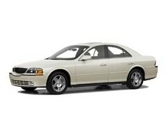 Used 2001 Lincoln LS V8 Auto Sedan