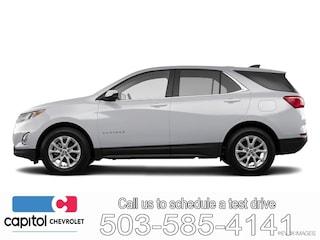 2019 Chevrolet Equinox LT w/1LT SUV 3GNAXKEV1KS627051 in Salem, OR at Capitol Chevrolet