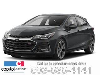2019 Chevrolet Cruze Diesel Hatchback 3G1BH6SE7KS606218 in Salem, OR at Capitol Chevrolet