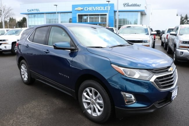 New 2019 Chevrolet Equinox LT w/1LT SUV in Salem, OR