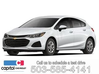 2019 Chevrolet Cruze LS Hatchback 3G1BC6SMXKS608454 in Salem, OR at Capitol Chevrolet