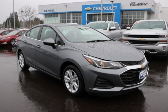 New 2019 Chevrolet Cruze Diesel Sedan in Salem, OR