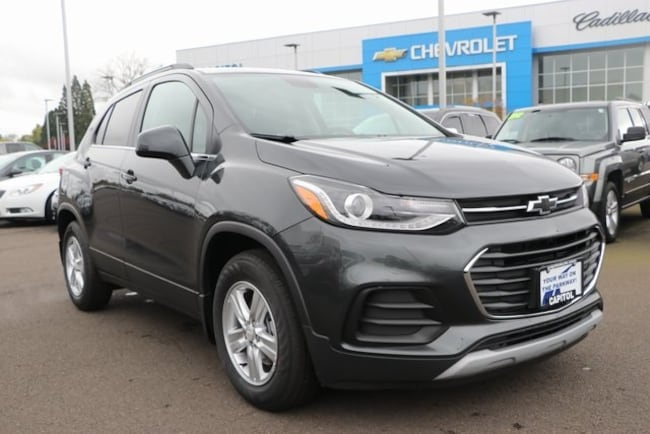 New 2019 Chevrolet Trax LT SUV in Salem, OR