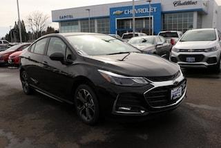 2019 Chevrolet Cruze LT Sedan 1G1BE5SM5K7141480 in Salem, OR at Capitol Chevrolet