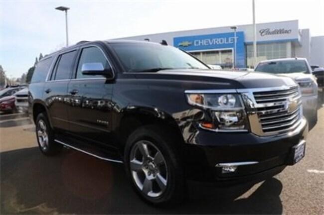 New 2019 Chevrolet Tahoe Premier SUV in Salem, OR