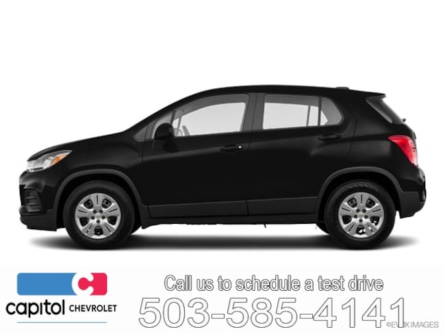 New 2019 Chevrolet Trax LS SUV in Salem, OR