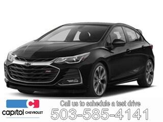 2019 Chevrolet Cruze Diesel Hatchback 3G1BH6SE7KS609748 in Salem, OR at Capitol Chevrolet