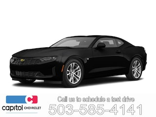 2019 Chevrolet Camaro Coupe 1G1FB1RX4K0137934 in Salem, OR at Capitol Chevrolet