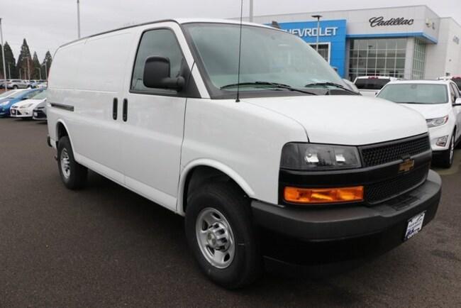 New 2019 Chevrolet Express 2500 Work Van Van Cargo Van in Salem, OR