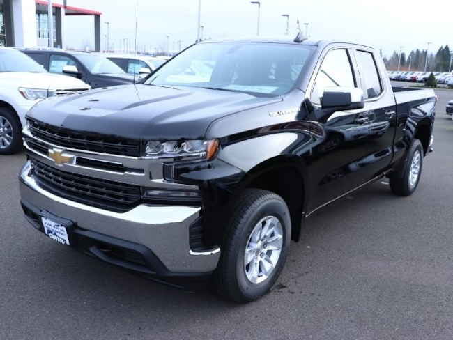 New 2019 Chevrolet Silverado 1500 LT Truck Double Cab in Salem, OR
