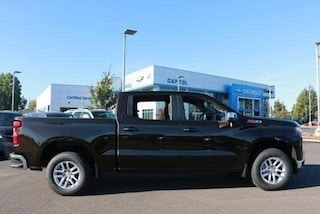 2019 Chevrolet Silverado 1500 LT Truck Crew Cab 1GCUYDED6KZ137813 in Salem, OR at Capitol Chevrolet