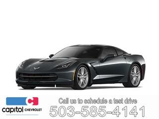 2019 Chevrolet Corvette Stingray Coupe 1G1YD2D78K5116314 in Salem, OR at Capitol Chevrolet