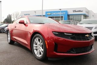 2019 Chevrolet Camaro Coupe 1G1FB1RX0K0137431 in Salem, OR at Capitol Chevrolet