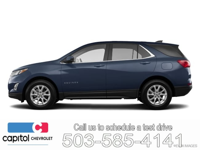 New 2019 Chevrolet Equinox LT w/1LT SUV in Salem, OR