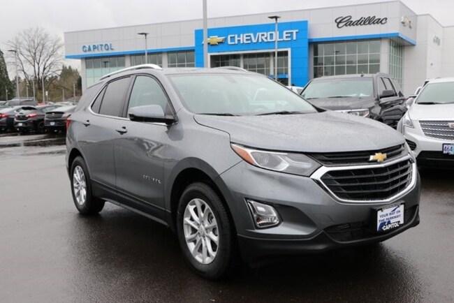 New 2019 Chevrolet Equinox LT w/3LT SUV in Salem, OR