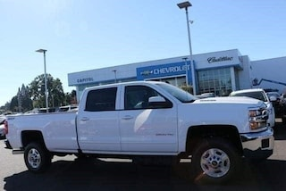 2019 Chevrolet Silverado 2500HD LT Truck Crew Cab 1GC1KSEY5KF129750 in Salem, OR at Capitol Chevrolet