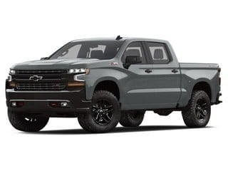 2019 Chevrolet Silverado 1500 Work Truck Truck Crew Cab 3GCPYAEH0KG118091 in Salem, OR at Capitol Chevrolet