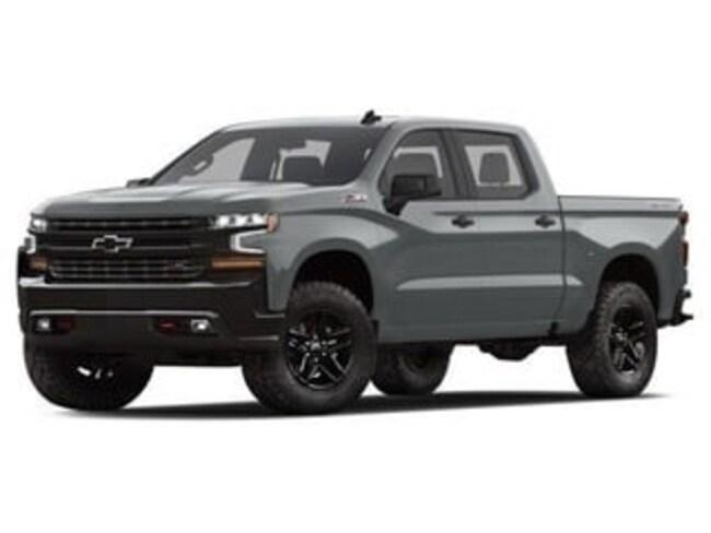New 2019 Chevrolet Silverado 1500 Work Truck Truck Crew Cab in Salem, OR