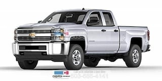 2019 Chevrolet Silverado 2500HD WT Truck Double Cab 2GC2KREG7K1147906 in Salem, OR at Capitol Chevrolet