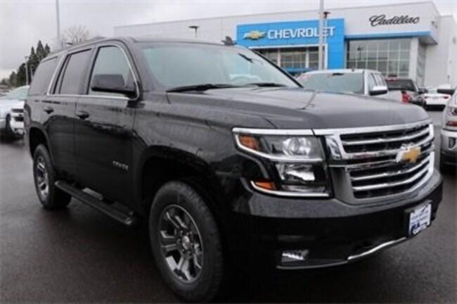 New 2019 Chevrolet Tahoe LT SUV in Salem, OR