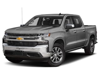New 2020 Chevrolet Silverado 1500 LT Truck Crew Cab 3GCUYDED1LG392810 for sale in Salem, OR