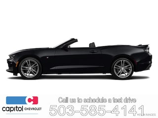 2019 Chevrolet Camaro 2SS Convertible 1G1FH3D70K0142632 in Salem, OR at Capitol Chevrolet
