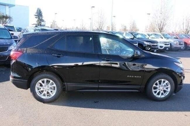 New 2019 Chevrolet Equinox LS SUV in Salem, OR